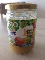 Compote de pomme - Product - en