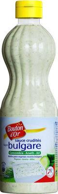 Sauce bulgare 500ml - Produit - fr