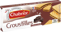 Gaufrettes croustilles chocolat - Product - fr