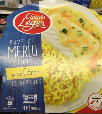 Pavé de Merlu Blanc - Product