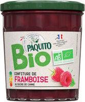 Confiture framboise au sucre de canne BIO - Prodotto - fr