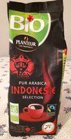 Pur arabica Indonésie - Produit