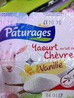 Yaourt Au Lait De Chevre - Produit - fr