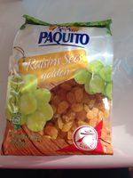 Raisins secs golden le sachet de 250 g - Produit - fr