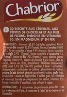Miel pépites de chocolats Petit Dèj - Ingrédients - fr