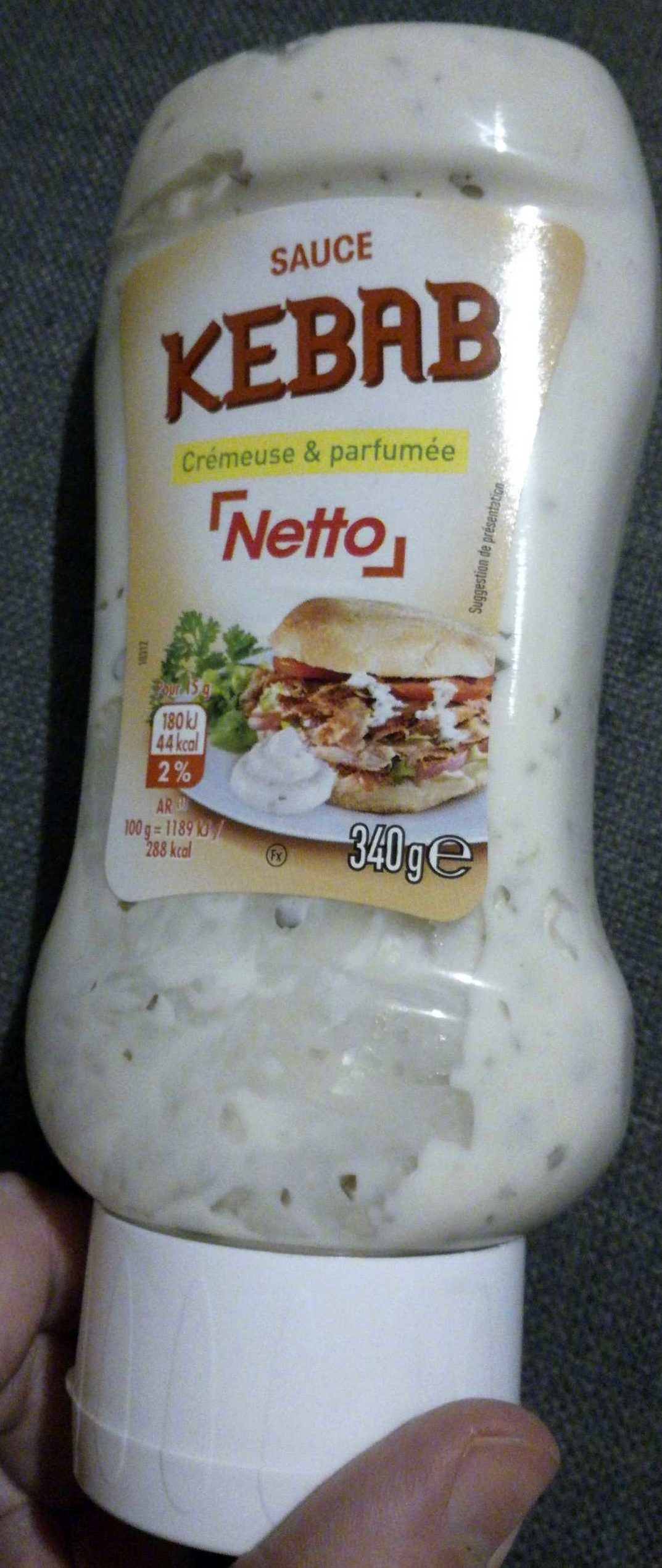 Sauce Kebab - Produit - fr