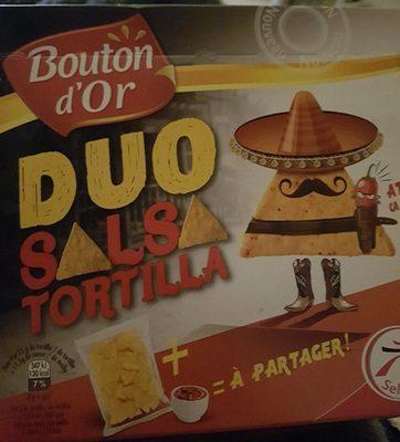 Duo salsa tortilla - Produit
