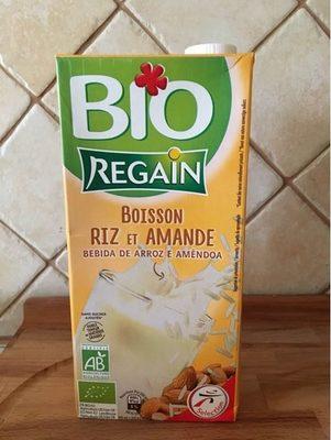 Boisson riz et amande - Product