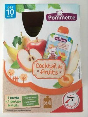 Compote Cocktail De Fruit - Product