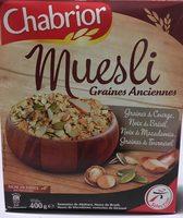 Muesli Graines Anciennes - Produit - fr