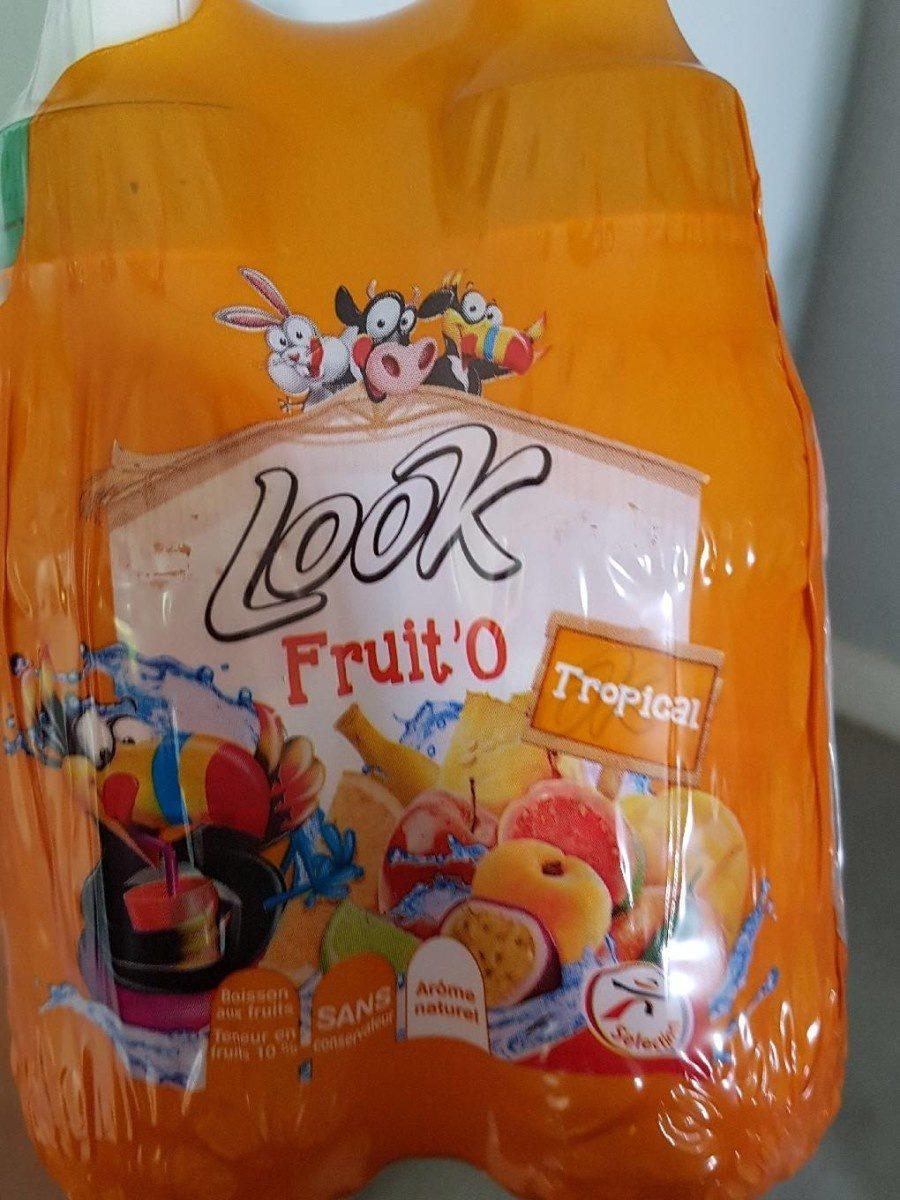 Look fruit'o tropical - Produit - fr