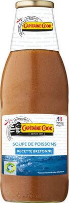 Soupe de poissons recette bretonne - Producto - fr