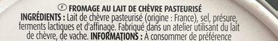 Le Cabrou - Ingrédients - fr