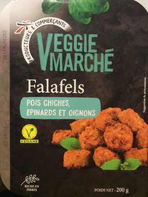 Falafels - Veggie marché - Product