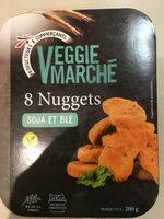 Nuggets soja et blé - Produit - fr