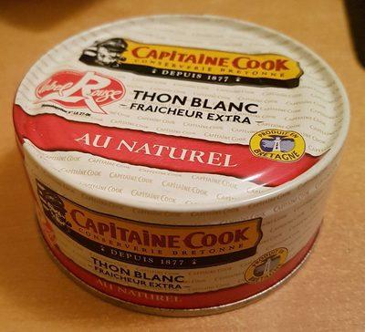 Thon blanc - fraîcheur extra - Produit - fr