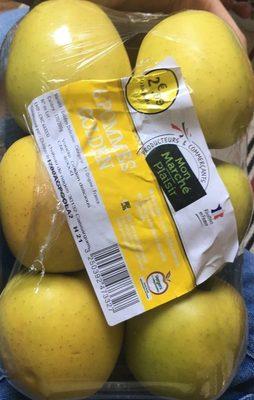 6 pommes golden - Product - fr