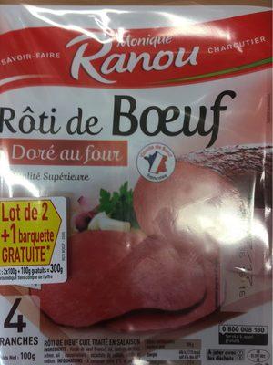 Rôti de boeuf - Product - fr