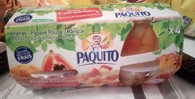 PAQUITO MELANGE FRT EXO 4X113G - Product - fr