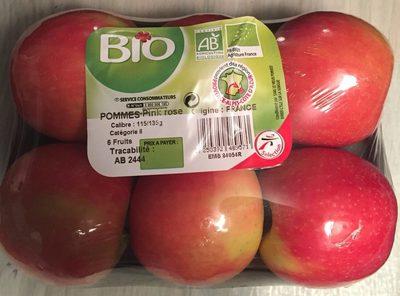 Pomme pink rose - Product - fr
