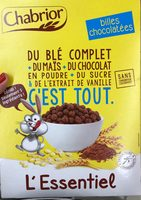 Billes Chocolatees - Product