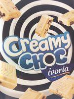 Creamy choc - Product