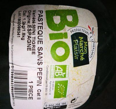 Pastèque sans pépin - Ingredients - fr