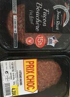steak haches - Produit - fr