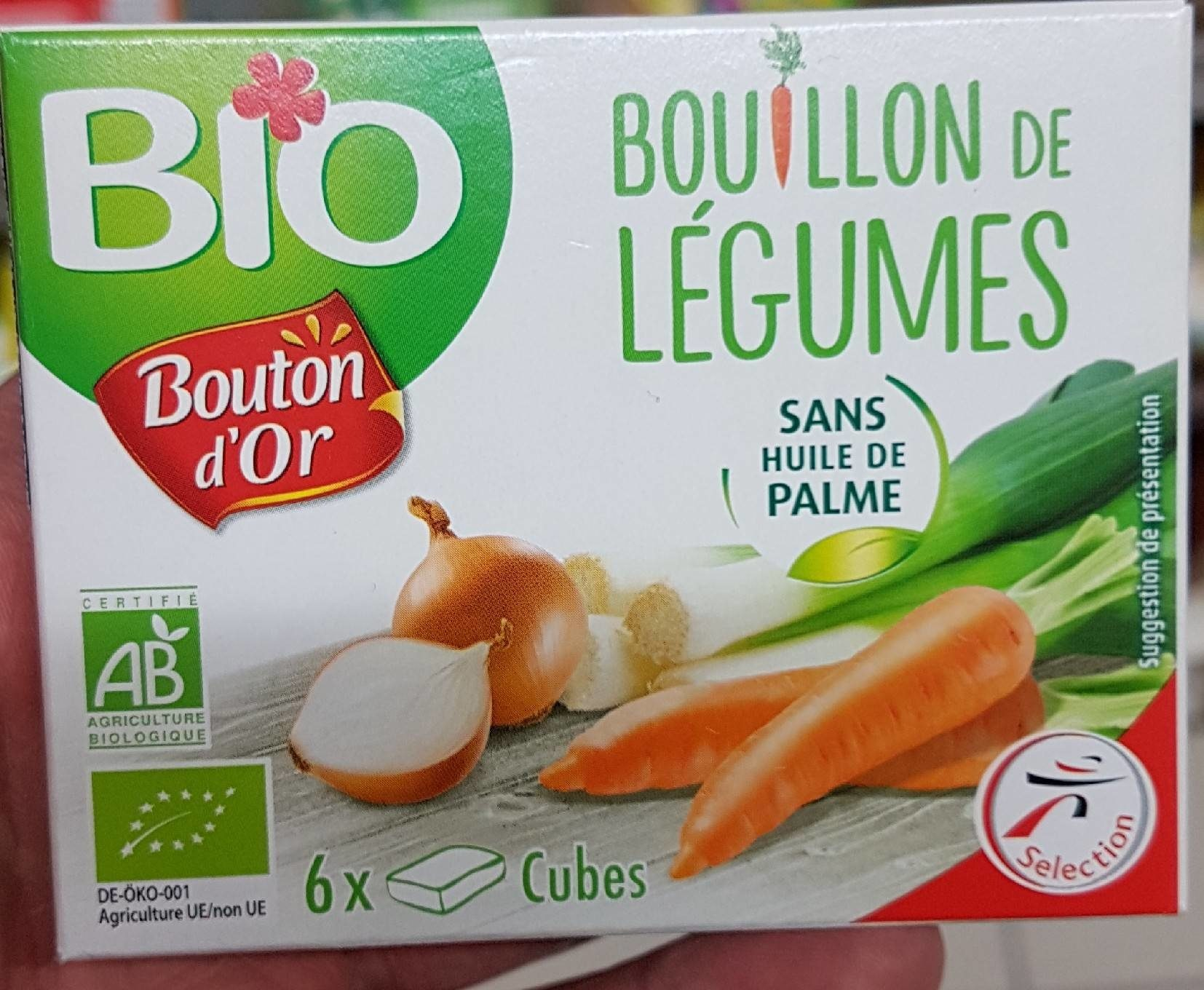 Bouillon de légumes - Product