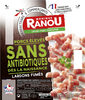 Lardons fumés sans antibiotiques - Prodotto