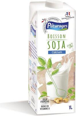 Boisson soja calcium - Produit - fr