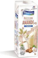 Boisson amande calcium - Produit - fr