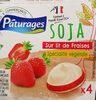 Soja sur lit de fraises - Product