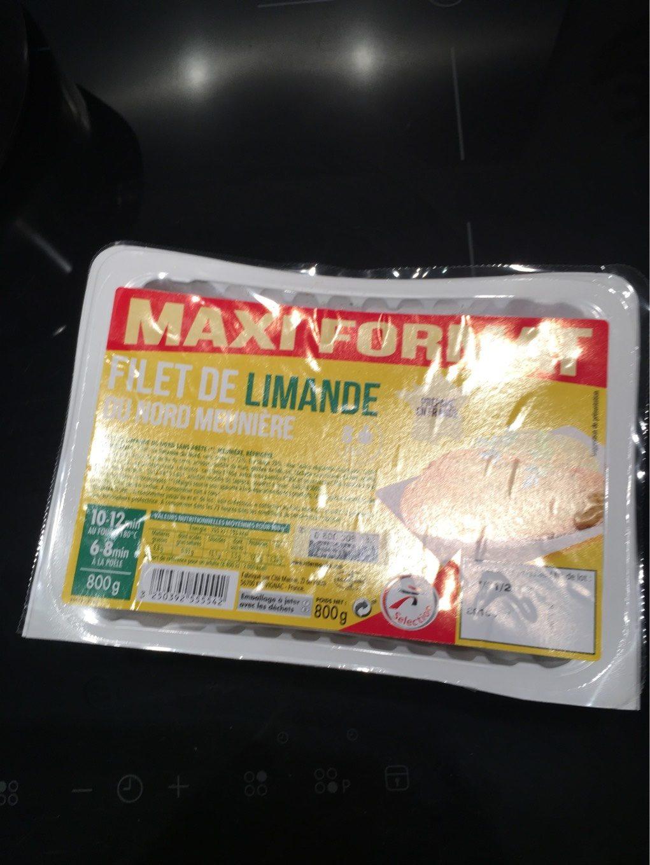 Filet de limande - Produit - fr