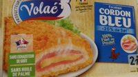 Escalope cordon bleu - Product - fr