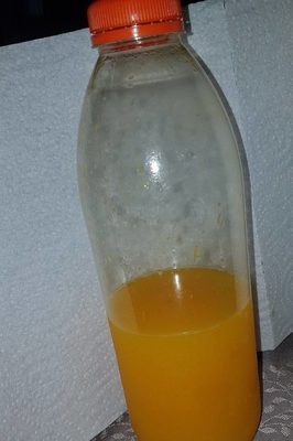 Jus d'orange frais 1L - Produit