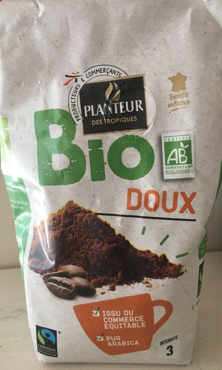 Café bio doux - Product