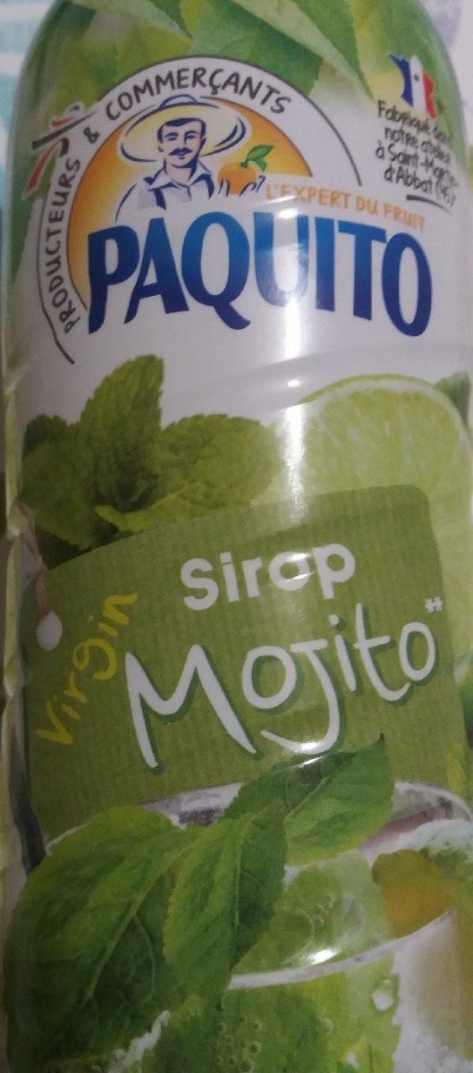 Sirop virgin mojito - Product