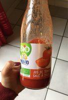 Jus de tomate salé à 3g/l - Product
