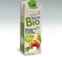 Jus de pomme poire bio - Prodotto - fr