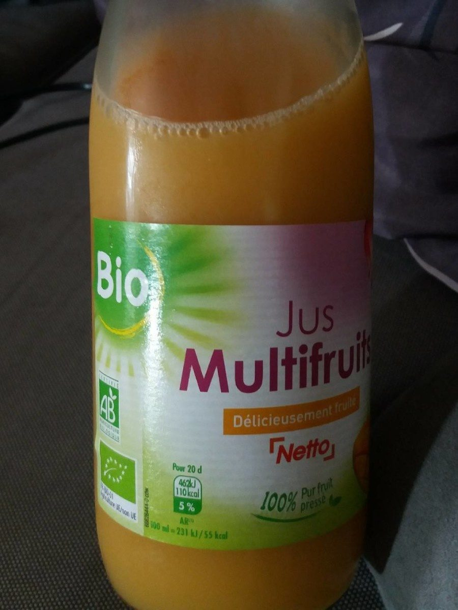 Jus multifruits - Product