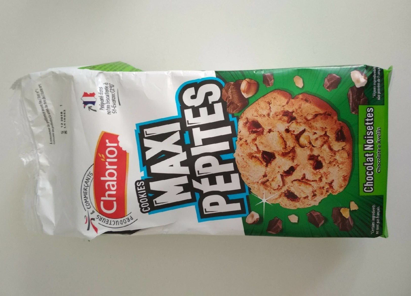 Cookies maxi pépites - Product - fr