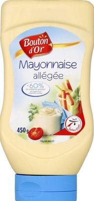 Mayonnaise allégée -60% mg - Product - fr