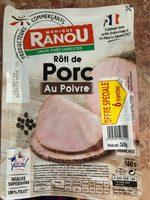 Roti de porc au poivre - Product