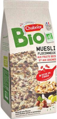 Muesli floconneux fruits secs et aux graines - Prodotto - fr