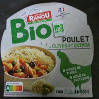 Poulet olives et quinoa - Produit - fr