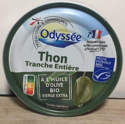 Thon Tranche Entière - Produit - fr