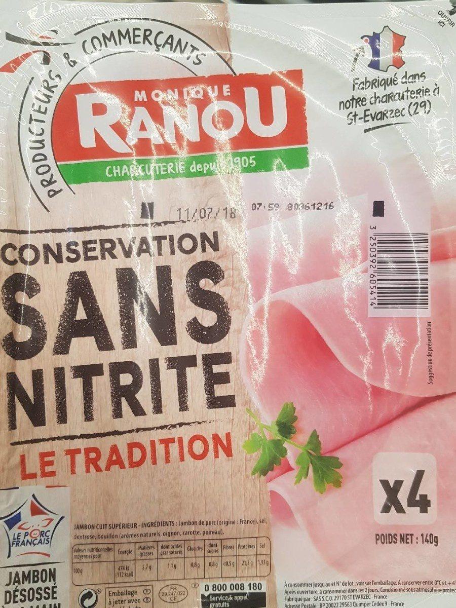 Jambon Le Tradition - Produto