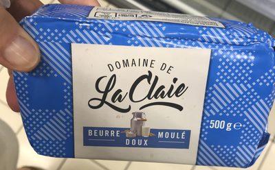 Beurre moulé - Product - fr