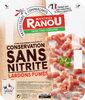 Lardons fumés Sans nitrites - Produit